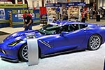 SEMA 2013: The Corvette Stingray Gran Turismo Concept