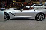 The Corvette Stingray Convertible Atlantic Concept