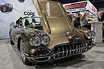 SEMA 2013: Legacy Innovations 1958 Corvette Roadster