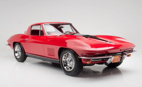 1967 Crown Jewel Corvette L88 to be Offered by Barrett-Jackson in Scottsdale