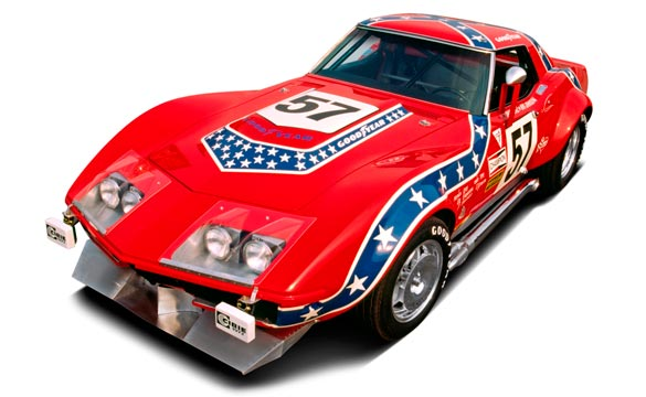 Legendary Corvette Rebel To Cross the Auction Block at Barrett-Jackson in Scottsdale