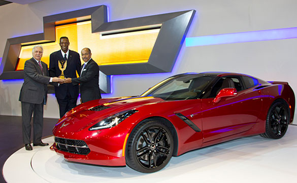 2014 Corvette Stingray Wins Top Honors in the Middle East