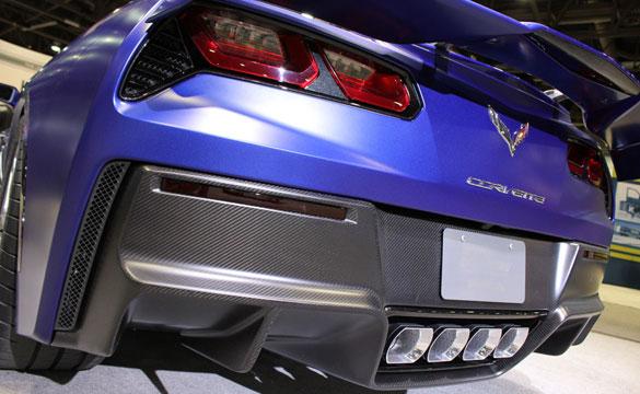 2014 Corvette Stingray Gran Turismo Concept