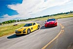 Road and Track Names the 2014 Corvette Stingray the 2013 Performance Car of the Year