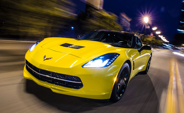 Automobile Magazine Names 2014 Corvette St