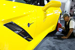 2014 Corvette Stingrays Undergoing Final Prep for 2013 LA Auto Show