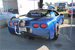 Someone in Ontario Canada Stole this C5 Corvette Racer