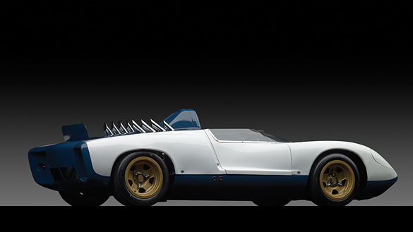 1963 CERV II Experimental Corvette to be Auctioned in NYC on Thursday