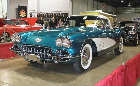 Muscle Car and Corvette Nationals is this Weekend!