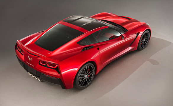 2014 Corvette Stingray Was Nearly Designed by Brazilians