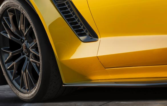 2015 Corvette Z06 to be shown at January's Detroit Auto Show