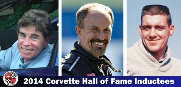 National Corvette Museum Announces 2014 Hall Fame Inductees