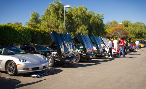 November Corvette Show Honors Vets