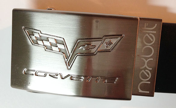Christmas 2013: The C6 Corvette Belt from Nexbelt