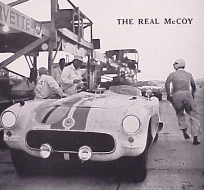 The Real McCoy Heading to Mecum Kissimmee