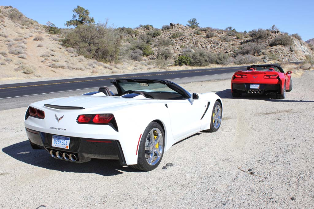 Corvette Stingray 2014 Convertible White The 2014 corvette stingrayWhite 2014 Corvette Convertible