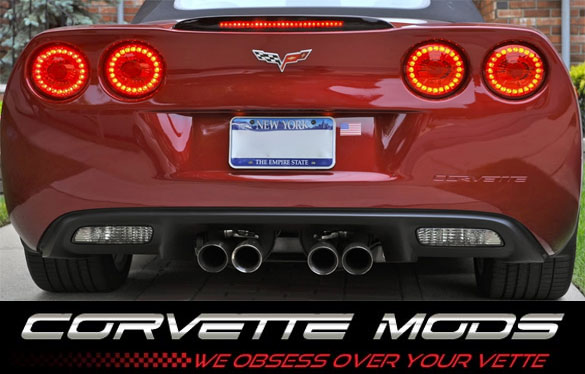 Brighten Up Your C6 Corvette with these Unique LED Lights from CorvetteMods.com