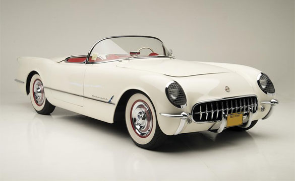 Lance Miller to Sell Several Collectible Corvettes at Barrett-Jackson's Scottsdale Auction