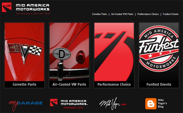 [VIDEO] Mid America Motorworks Launches a New Website for Corvette Parts and Accessories