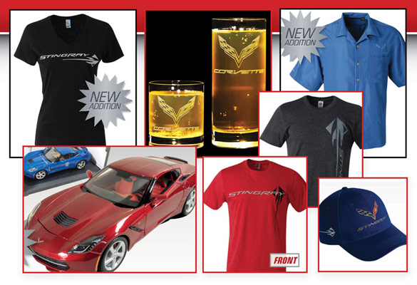 Shop Corvette America's Great Selection of Corvette Gear