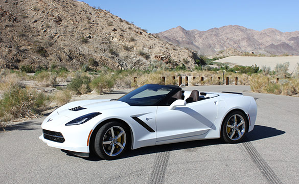 Corvette Stingray Sales Expand to All Certified Chevy Dealers
