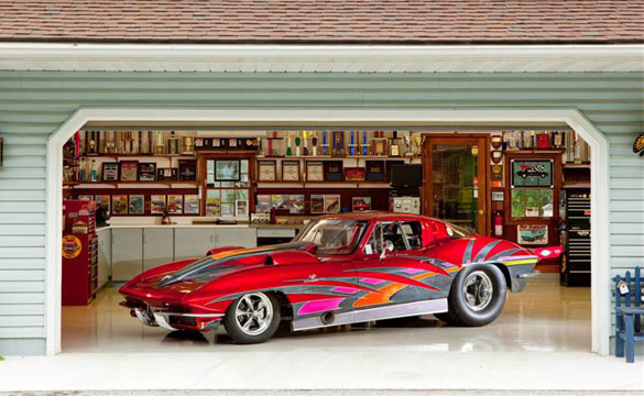 World's Fastest Street Legal Car Racing to Barret