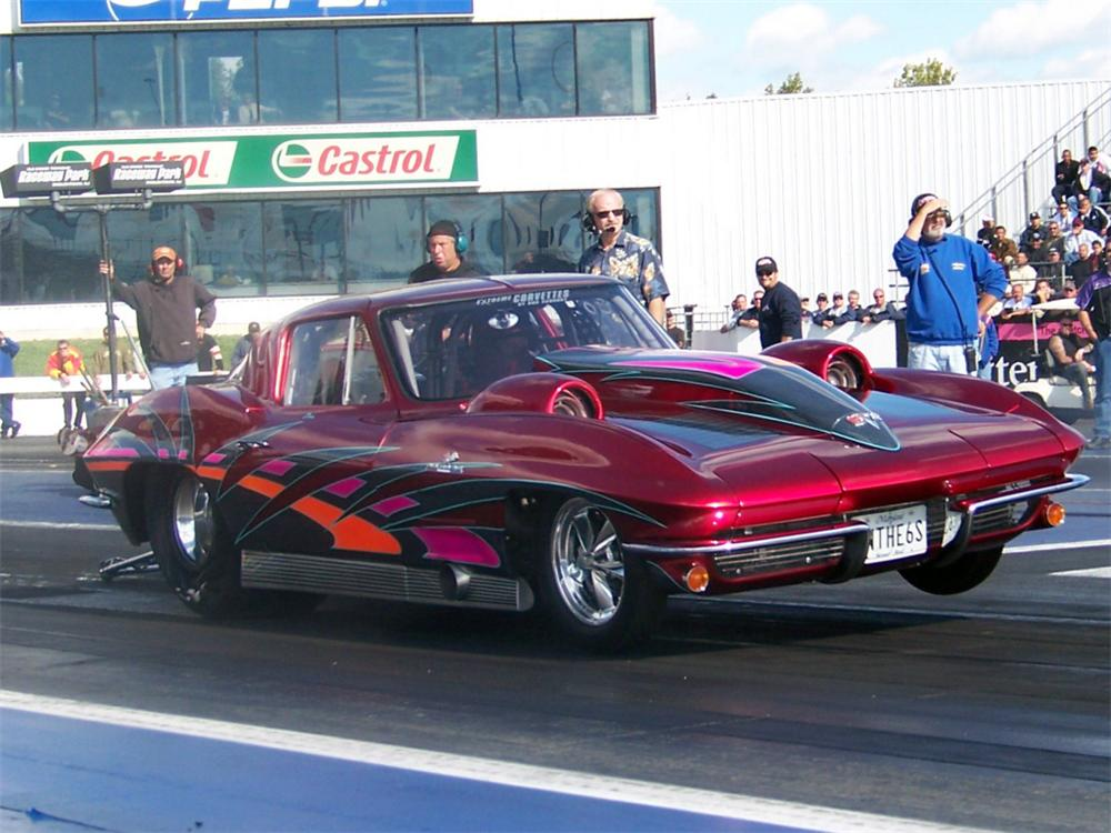 Drag Racing Fastest Level  Car  Mile