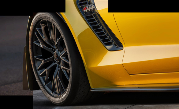 LEAKED: Check out the 2015 Corvette Z06 Supercharged Emblem