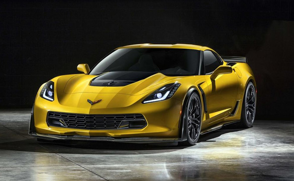LEAKED: Images Surface of the 2015 Corvette Z06