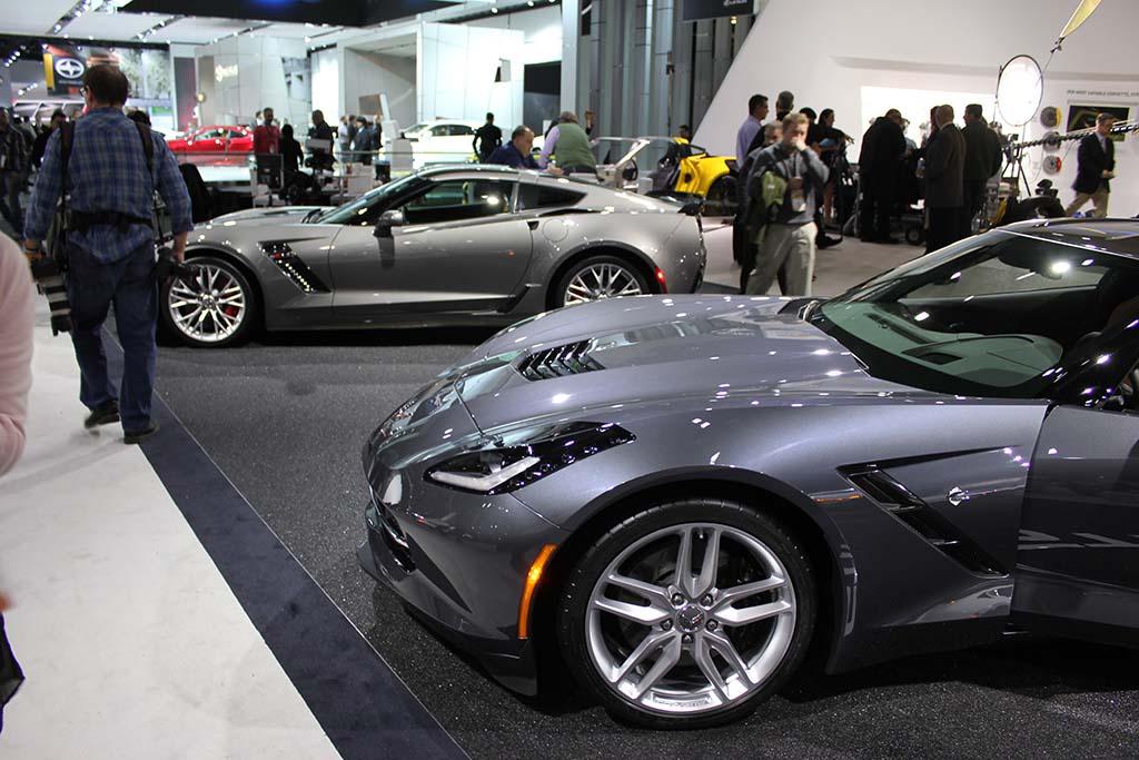2015 Corvette Colors >> Corvette To Feature Two New Colors For 2015 Corvette Sales News