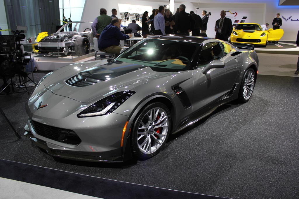 pics the 2015 corvette z06 revealed at naias pinnacle auto. Cars Review. Best American Auto & Cars Review