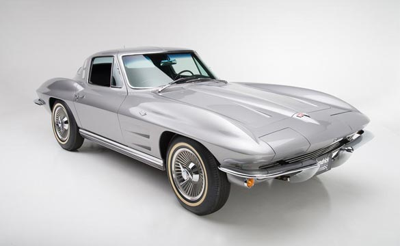 1964 Corvette Coupe (lot 7001)