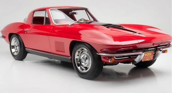 Crown Jewel 1967 L88 Corvette