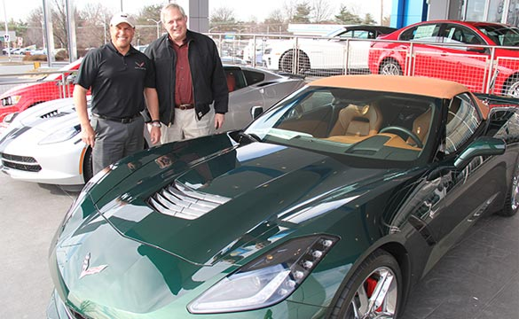 [VIDEO] Criswell Corvette's Mike Furman Delivers His 3,000th Corvette