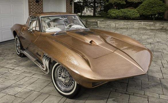 1963 Asteroid Corvette