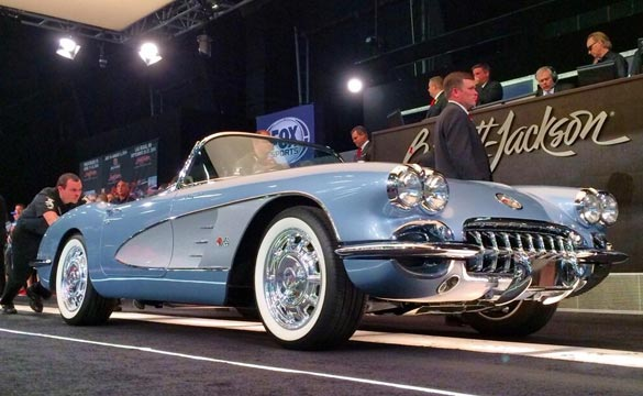 Barrett-Jackson Sets Records at 2014 Scottsdale Auction