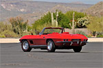Gus Grissom's Corvette Sting Ray Will Be Offered at Mecum Kissimmee