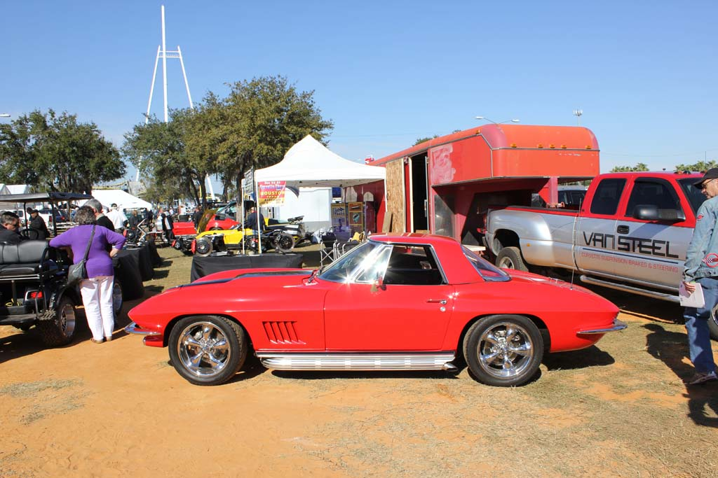 Here's our photo gallery from the 2014 NCRS Winter Regional: