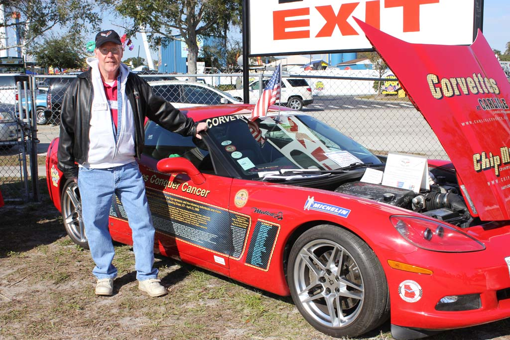 PICS] The 2014 NCRS Winter Regional Corvette Show in Kissimmee