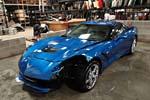 [Save the Stingrays] Wrecked 2014 Corvette Stingray on Ebay