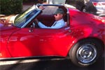 Florida Rabbi has been Driving the Same 1968 Corvette Since New