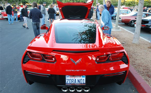[VIDEO] Early 2014 Corvette Production Stats from Harlan Charles