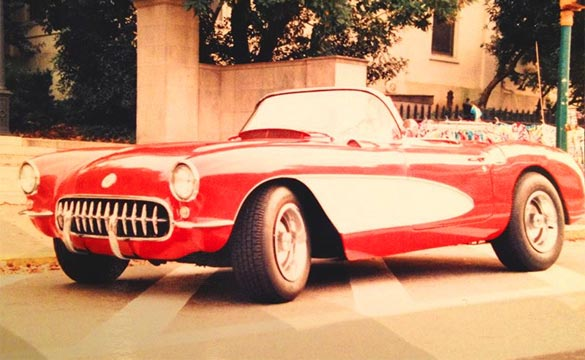[STOLEN] 1957 Corvette Stolen in Gainesville, GA