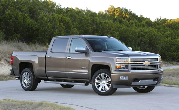 2014 Silverado High Country Pickup Truck