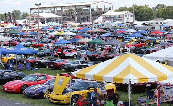Corvette America Named As Presenting Partner for the 2014 Corvettes at Carlisle