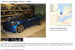 Corvettes on Craigslist: 2014 Corvette Stingray Premiere Edition Coupe
