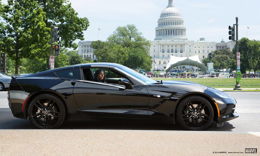these photos of the black corvette stingray come from autoblog. Cars Review. Best American Auto & Cars Review