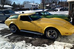 Corvettes on eBay: 1975 Corvette Greenwood Sport Wagon