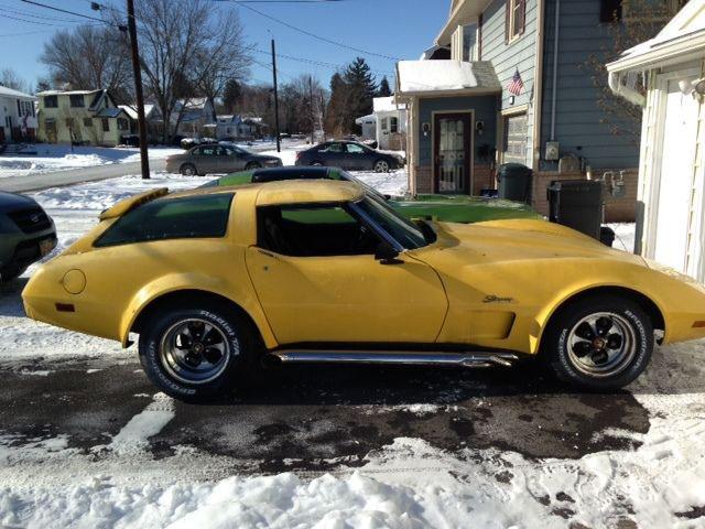 Don Hall Chevrolet >> Corvettes on eBay: 1975 Corvette Greenwood Sport Wagon ...
