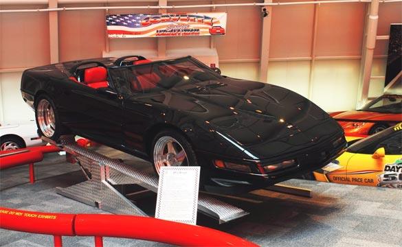 1993 Corvette ZR-1 Spyder